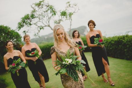 Istana wedding of Skye & Nick