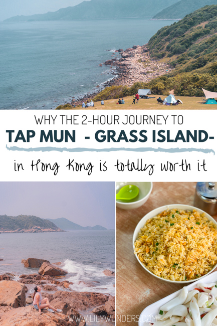 Tap Mun, also known as Grass Island, is one of Hong Kong's farthest flung outlying islands from the city. But it's also one of the most beautiful! In this post, I tell you exactly why it's worth it and exactly what to do while on Tap Mun Island. #hongkong #tapmun #hongkongdaytrip #hkguide #hkfood #asiatravel