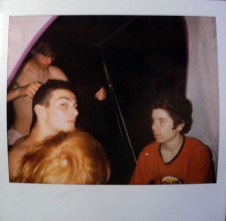 The Boys In The Tent 2011