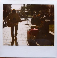 The Boys Playing Music On The Street || 2011