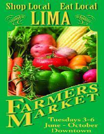Lima Farmers Market