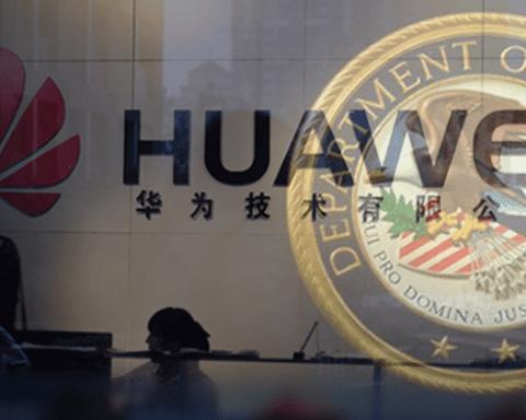 Image Huawei – China's telecom giant hits a giant wall [Lima Charlie News]