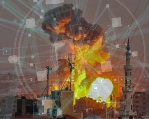 Israel-Hamas Cyberwar, when old warfare meets new [Lima Charlie News]