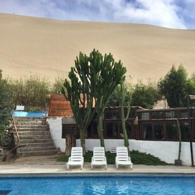 Carola Lodge Huacachina