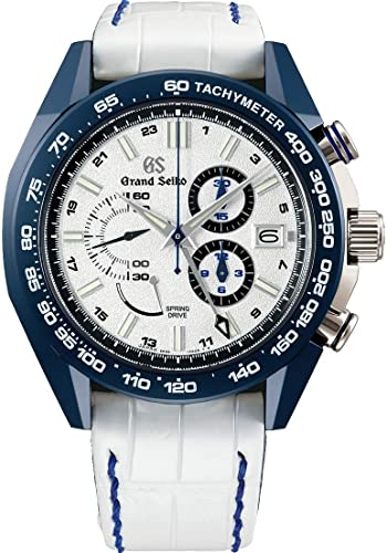 Grand Seiko Spring Drive 20th&Nissan GT-R 50th Anniversary Limited Edition SBGC229 (Grand Seiko Watches for Men)