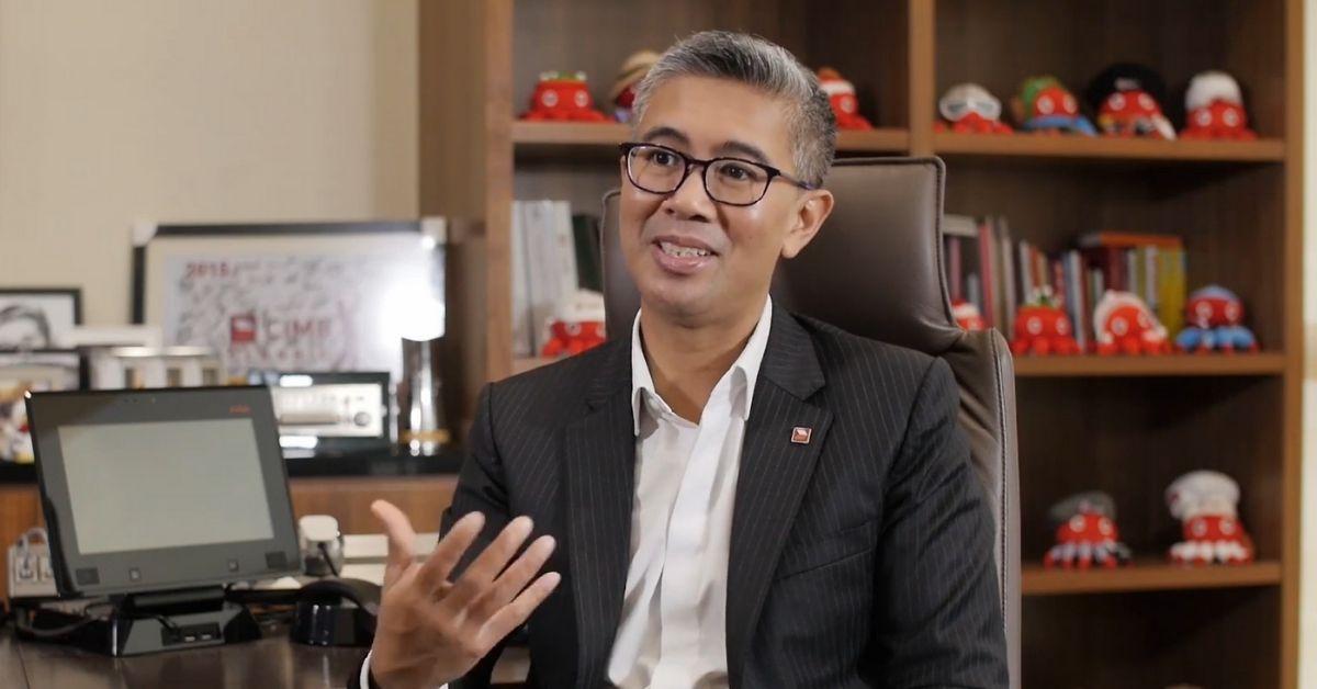 Biodata Menteri Kewangan Malaysia