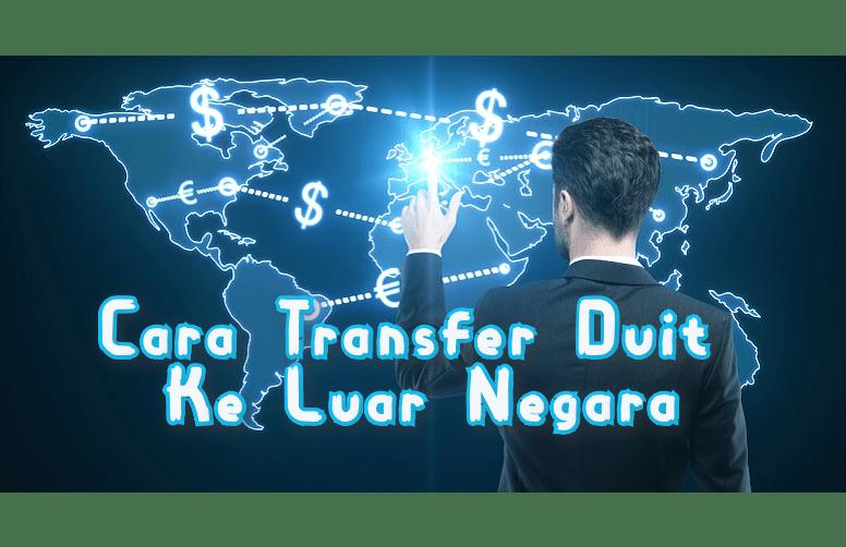 cara transfer duit