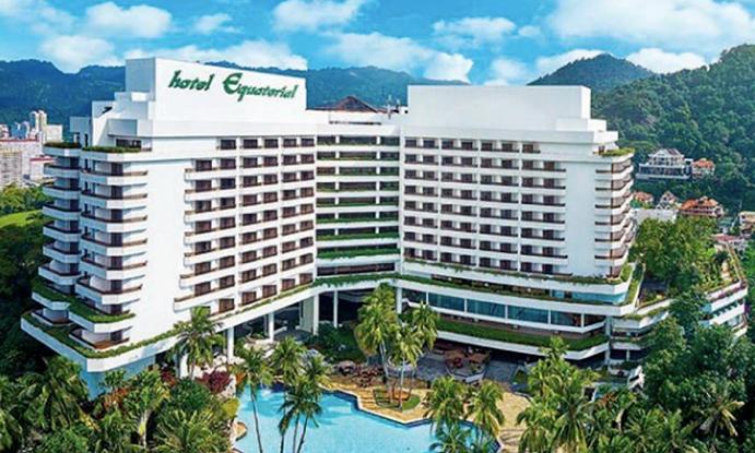 Hotel Equatorial ditutup