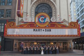 Mary & Dan, Shabby Chic