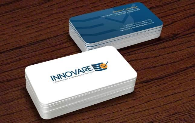 Cartão de Visitas Innovare