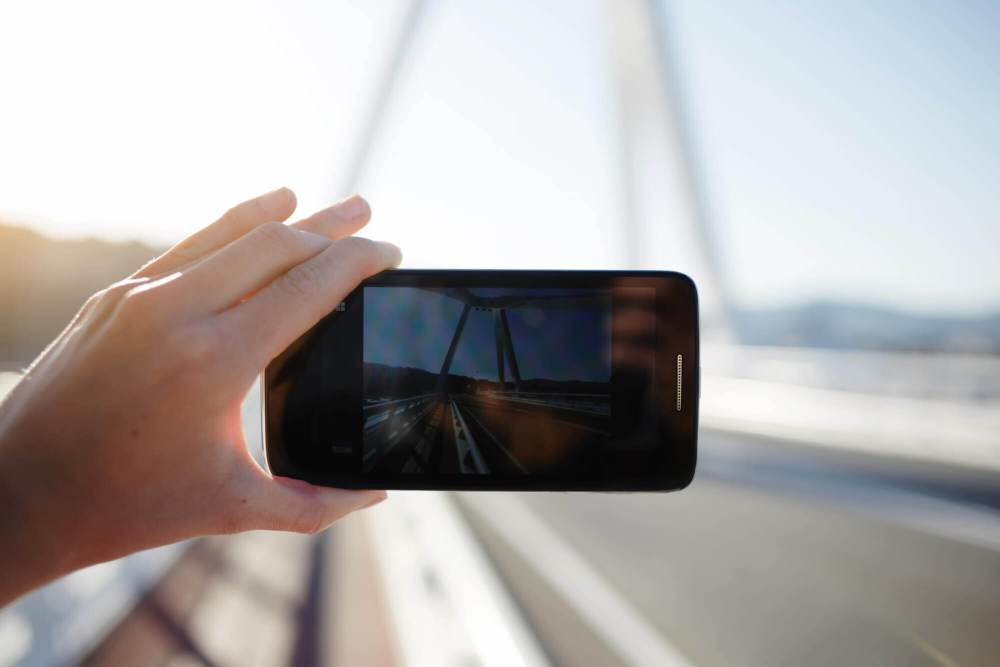 smartphone audiovisual