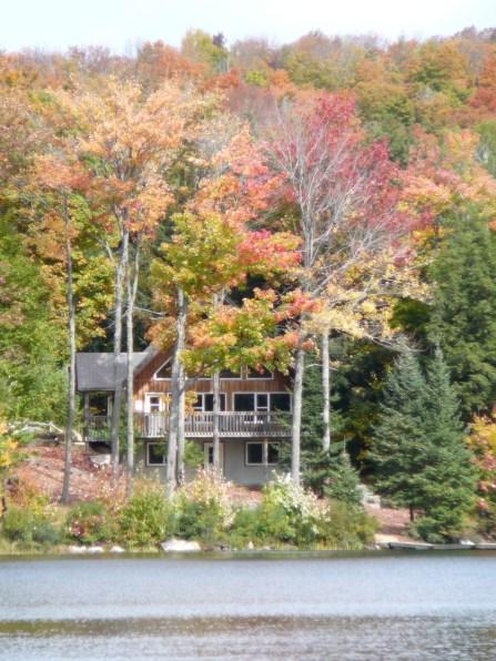 buck lodge fall