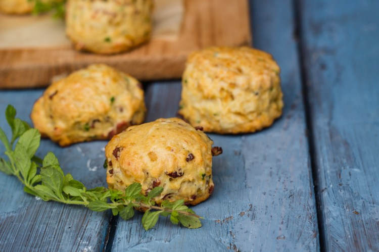 Savoury scones your way!