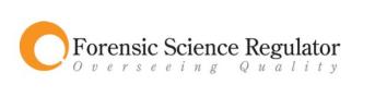 Forensic Science Regulator Logo