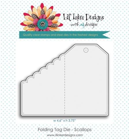 FoldingTagDie-Scallops