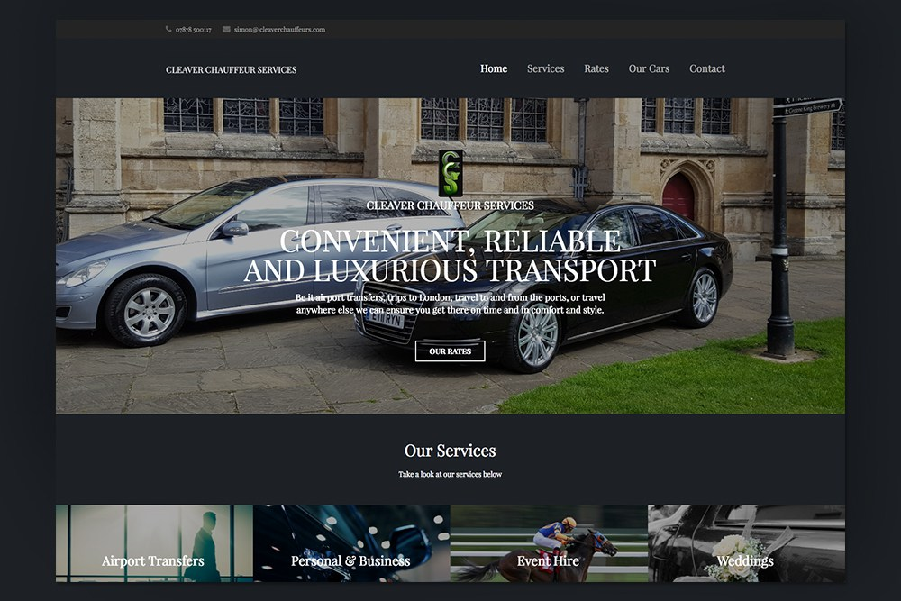 Website Design in Bury St Edmunds, Suffolk