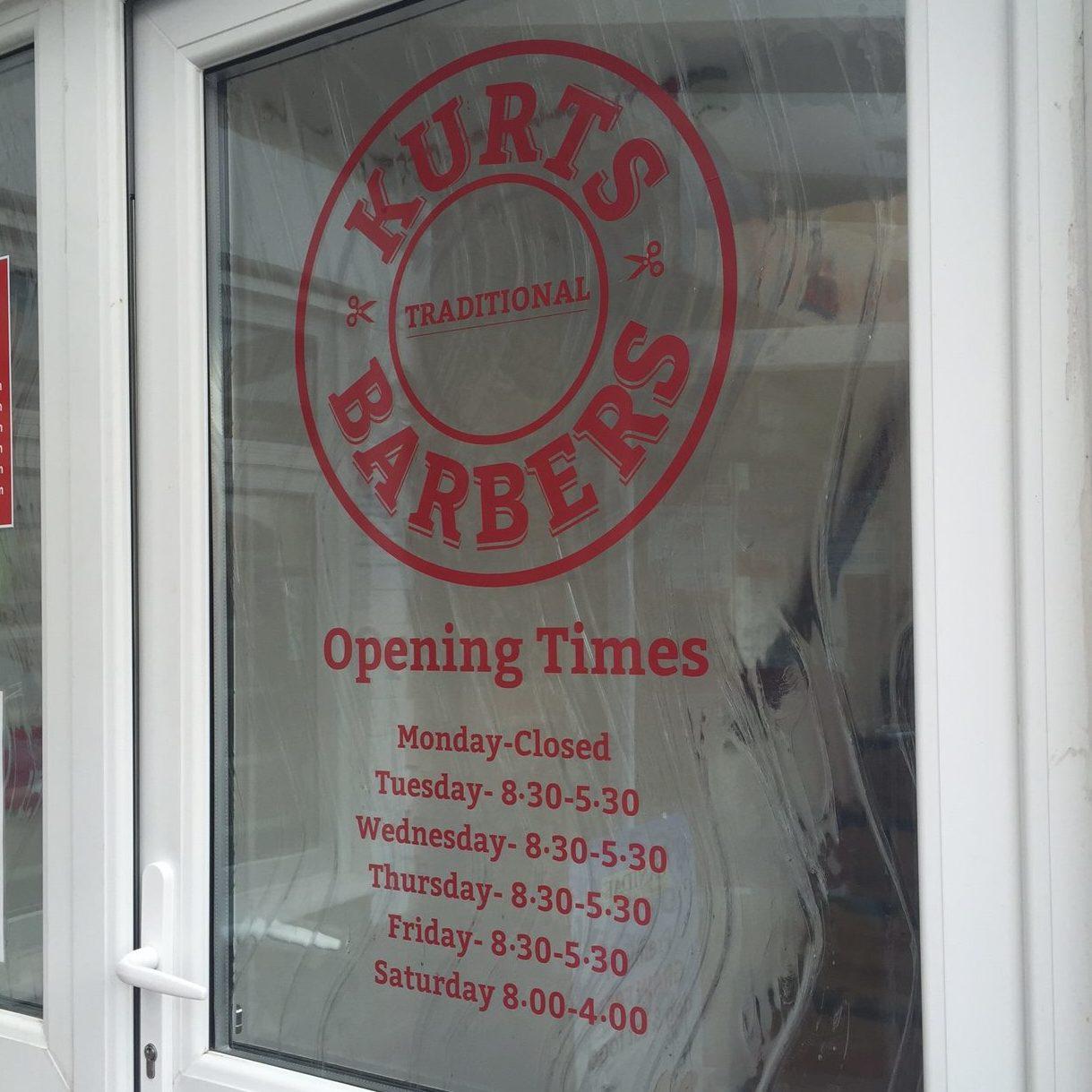 Window Graphics in Bury St Edmunds, Suffolk