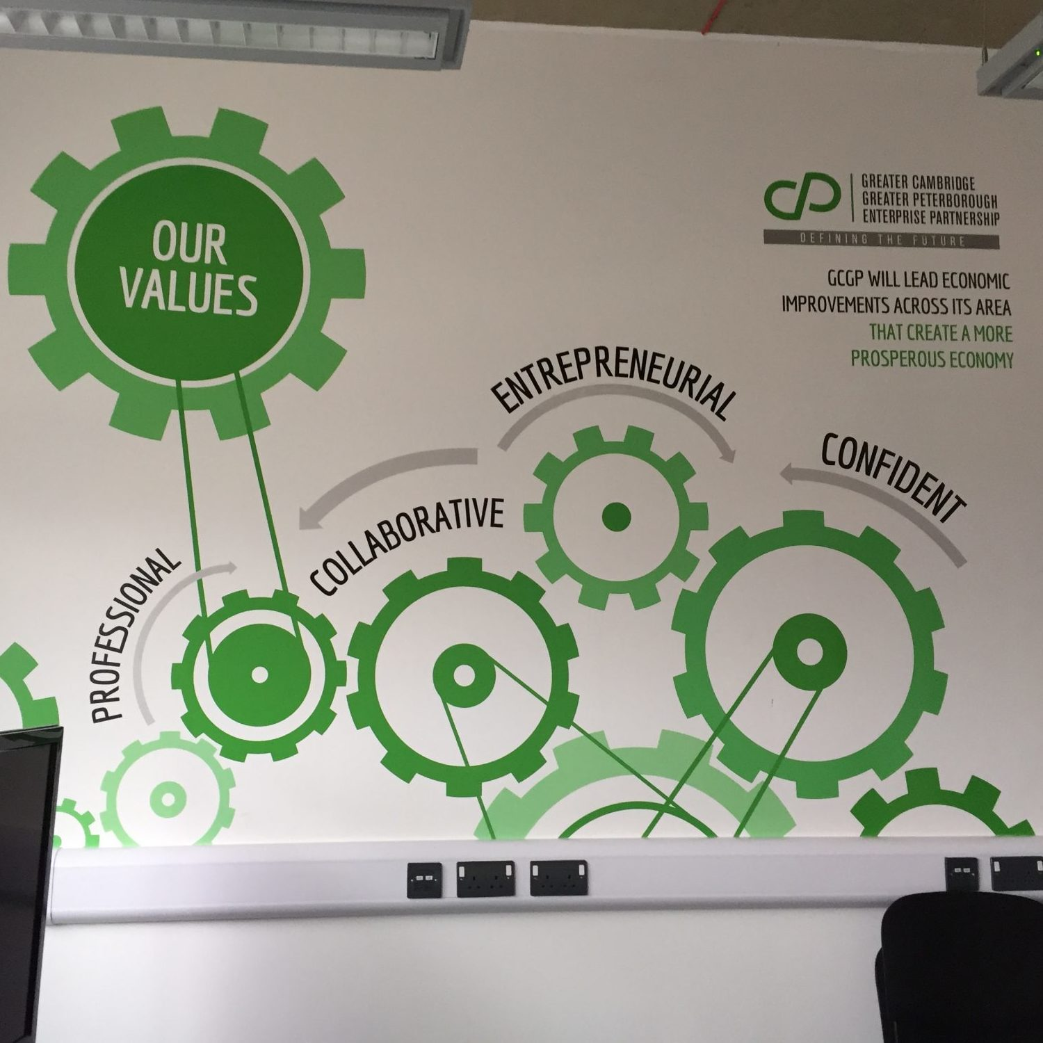 Wall Stickers in Bury St Edmunds, Suffolk