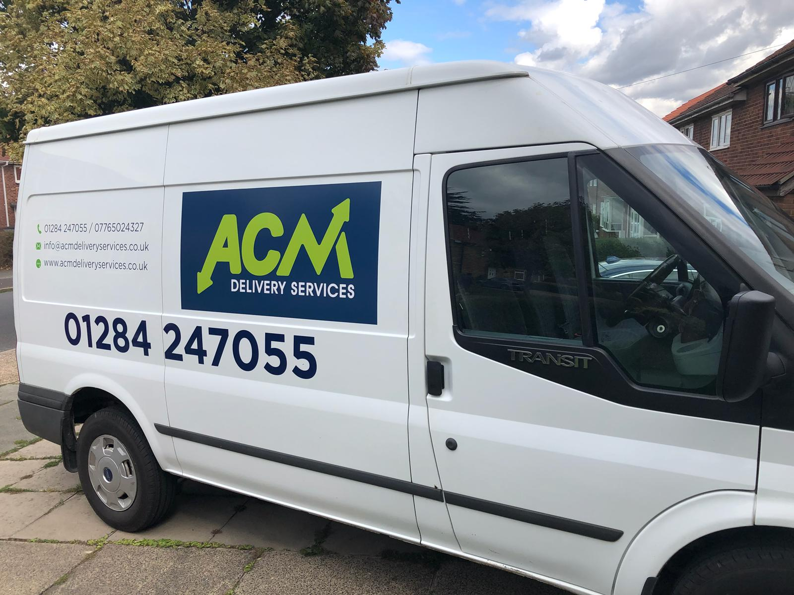 Vehicle graphics in Suffolk