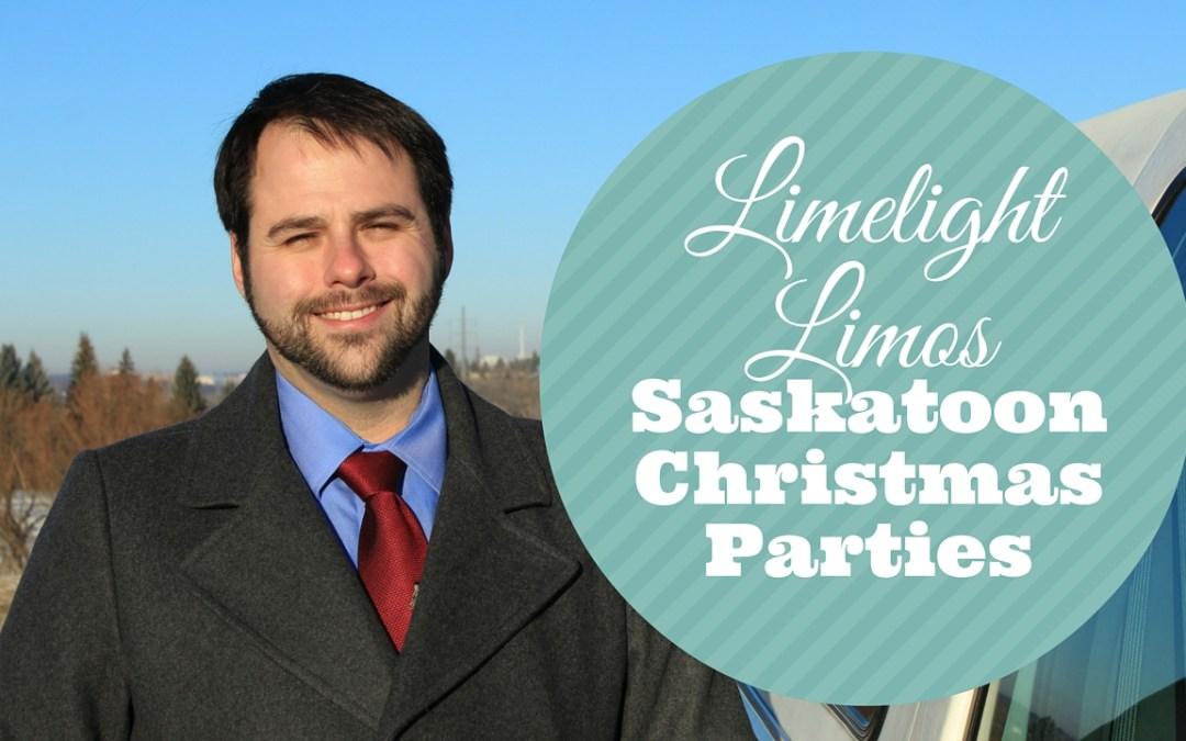 Limelight Limos Saskatoon Christmas Parties