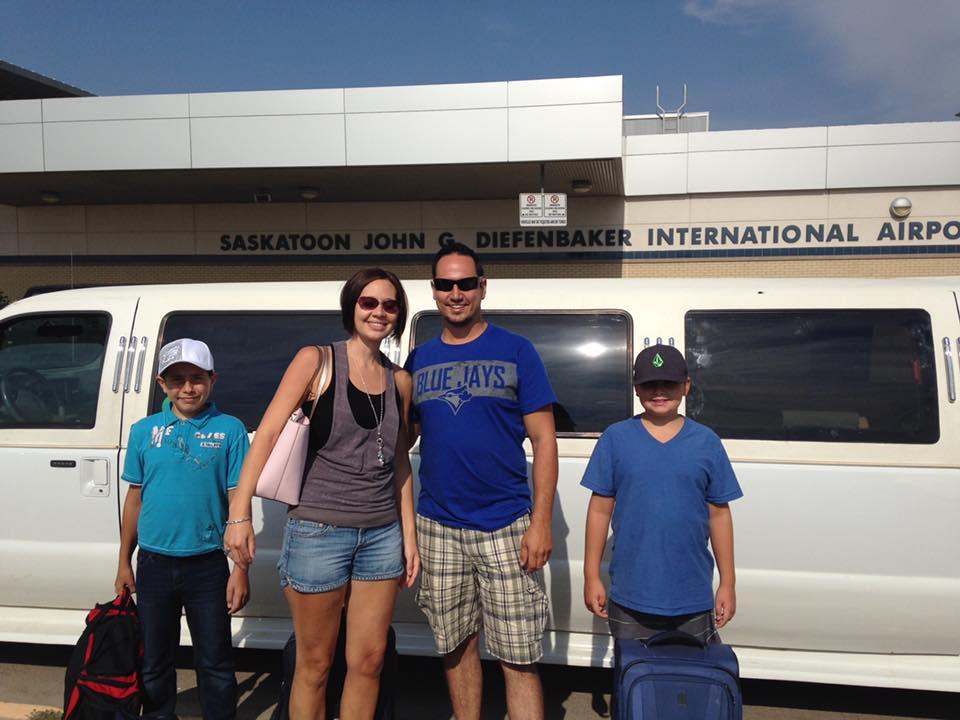 Airport Service Saskatoon Limelight Limos