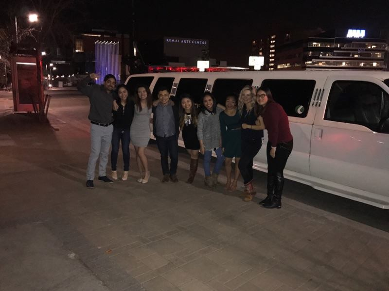 Limelight Limos Saskatoon Customers