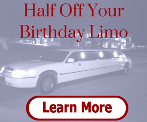 Limelight Limos Birthday Special
