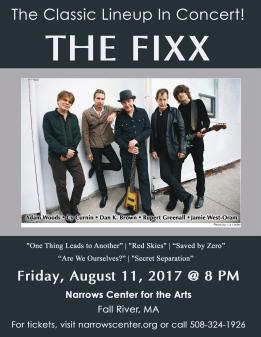 The FIXX (8-11-17)