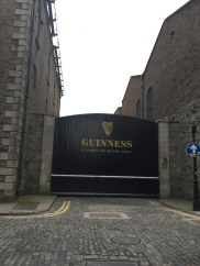 We found the Guinness Storehouse