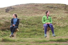 Time out chairs? -- Pentlands, Scotland