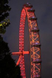 London Eye -- Whirlwind trip of the UK