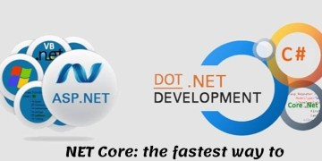 NET Core: the fastest way to develop applications