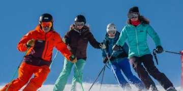 ANY ONE OF THESE 10 TIPS WILL IMPROVE YOUR SKIING