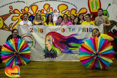 Limerick LGBT  Pride Youth Party