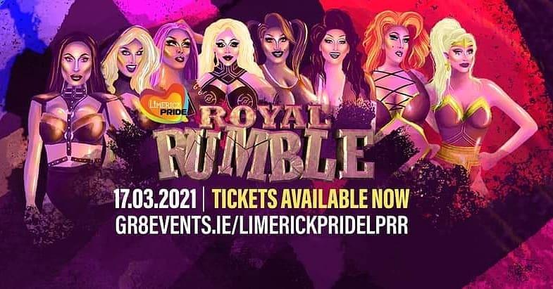 Limerick Pride presents Royal Rumble