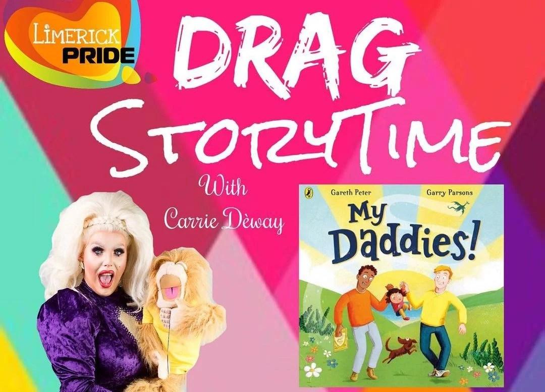 Limerick Pride Drag Storytime