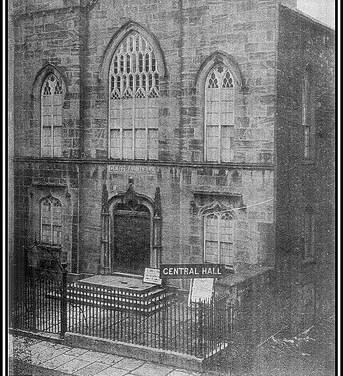 Central Hall – Methodist