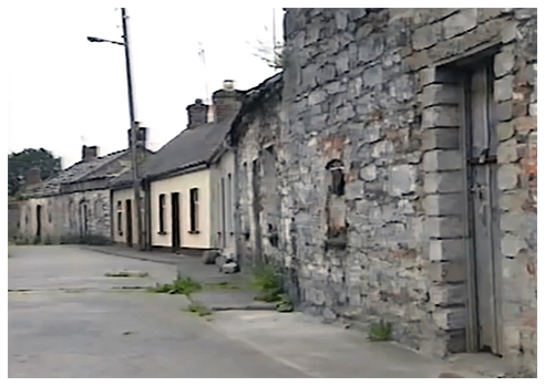 Abbey Area of Limerick City, 1992, Video