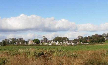 Kilquane Graveyard, Parteen Co. Clare
