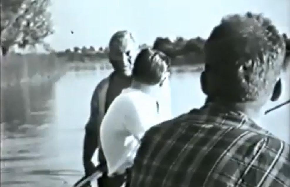Plassey Fishing 1949