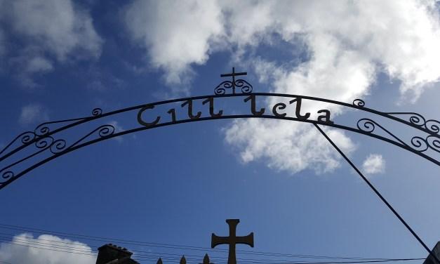 Headstone survey of Kileely Graveyard (incomplete)