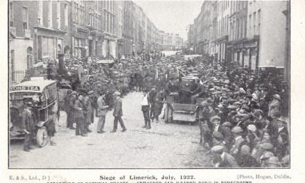 Names of those Killed or Injured in July 1922, Irish Civil War
