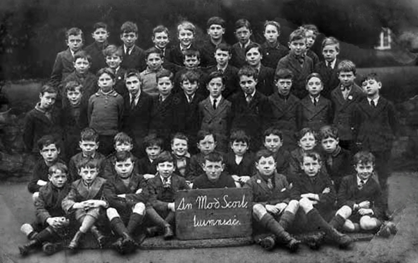 The Model School Students 1933