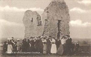 Dance at Knocklong Castle circa 1916