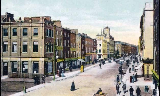 Colourised Edwardian Street Scenes