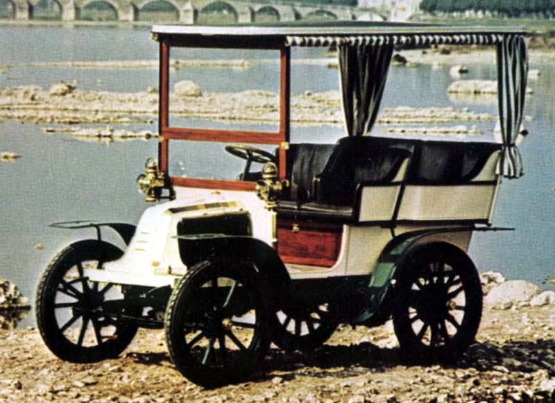 First Car Registered in Limerick was in 1904