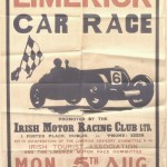 The Grand Prix Races of the 1930s in Limerick.