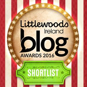 Blog Awards Shortlist Nominee 2016