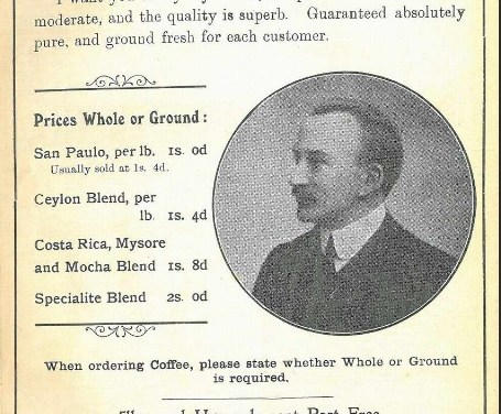 Who was William Mount Kidd, a Limerick grocer.