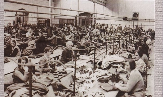 A Stitch in Time, a History of Limerick Clothing Factory